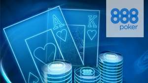 Cod promoție 888 poker: 3,000 de RON ofertă de bun venit