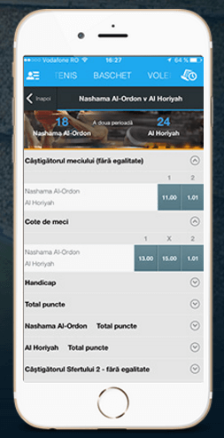 Aplicatia mobila