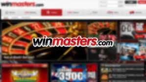 Cod bonus Winmasters – bonus de 1,000 RON