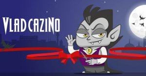 Află totul despre noul bonus Vlad Cazino 2018