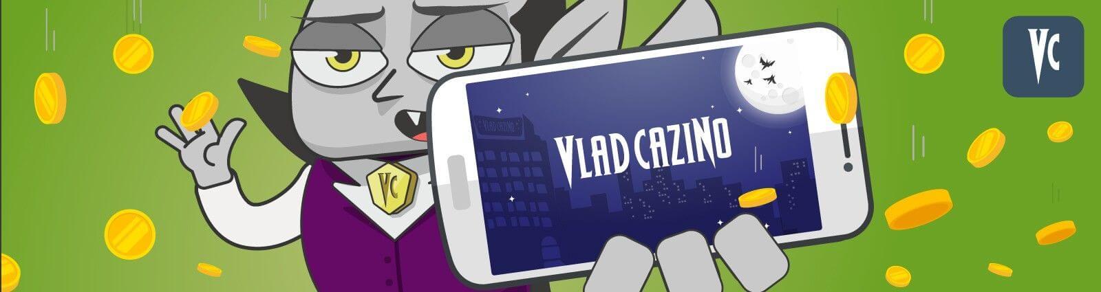 Aplicația mobilă Vlad Cazino