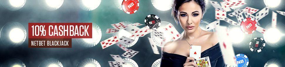 Cashback Blackjack casino