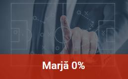 Marjă 0% Betano