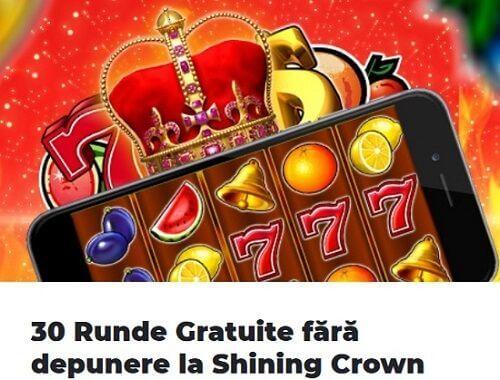 Platinum Casino Bonus de 30 Runde Gratuite
